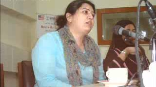 USAID Training for Pakistan Project Live on FM101 Part3