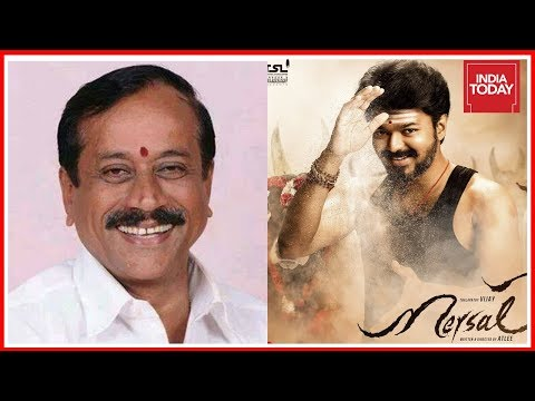 BJP Leader, H. Raja Speaks Exclusively To India Today Over Mersal Controversy