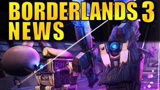 Borderlands 3 News: RELEASE DATE WINDOW! FLAMETHROWERS!