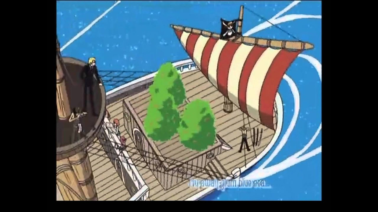 One Piece Opening 3 - YouTube