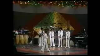 The Jackson 5 - Randy presents the band live Moving Violation Tour Mexico 1975