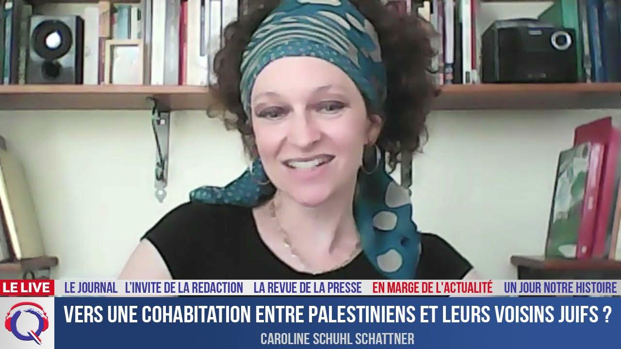 Vers une cohabitation entre Palestiniens et leurs voisins juifs ? - En marge de l'actualité du 24.06