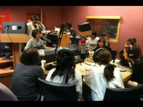 Wonder Girls @ I Like Radio 中廣流行網 (Taiwan Radio) Part 2