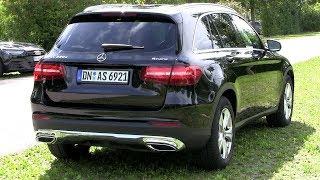 2019 Mercedes GLC 220d 4Matic (170 HP) TEST DRIVE