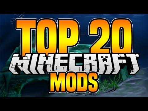 Top 20 Minecraft Mods (Minecraft 1.12/1.11.2) - 2017 [HD]