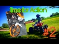 Honda CBR 125 and Zanella 125 in Action