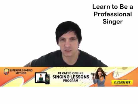 How To Get Better At Singing - Private Singing Lessons - YouTube