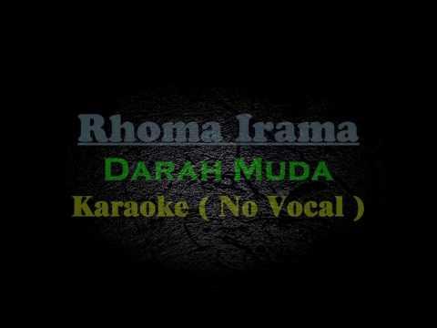 Darah Muda Karaoke + Lirik ( No Vocal )
