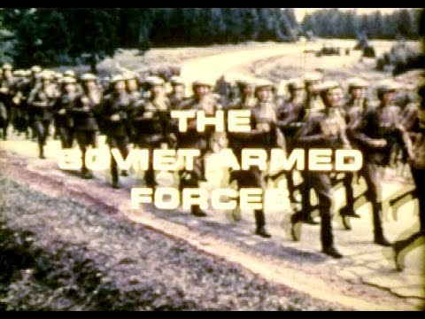 Soviet Armed Forces in October 1967