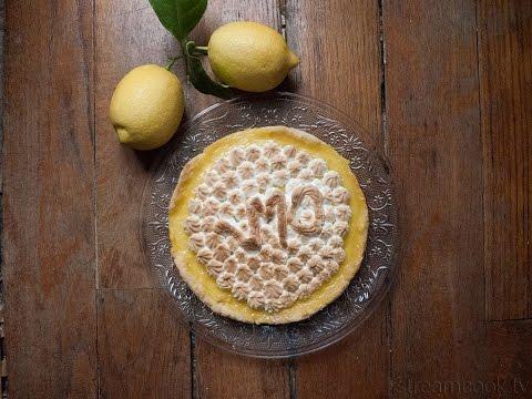 Tarte au citron par Julien