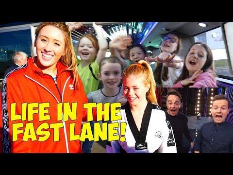 LIFE IN THE FAST LANE! | JADE JONES VLOG