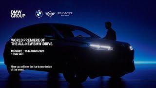 The all-new BMW iDrive