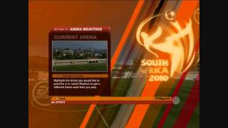 FIFA 11 - World Cup 2010 Mod