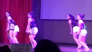 sizzling dance performance of girls   mood indigo 2015 16   iit bombay