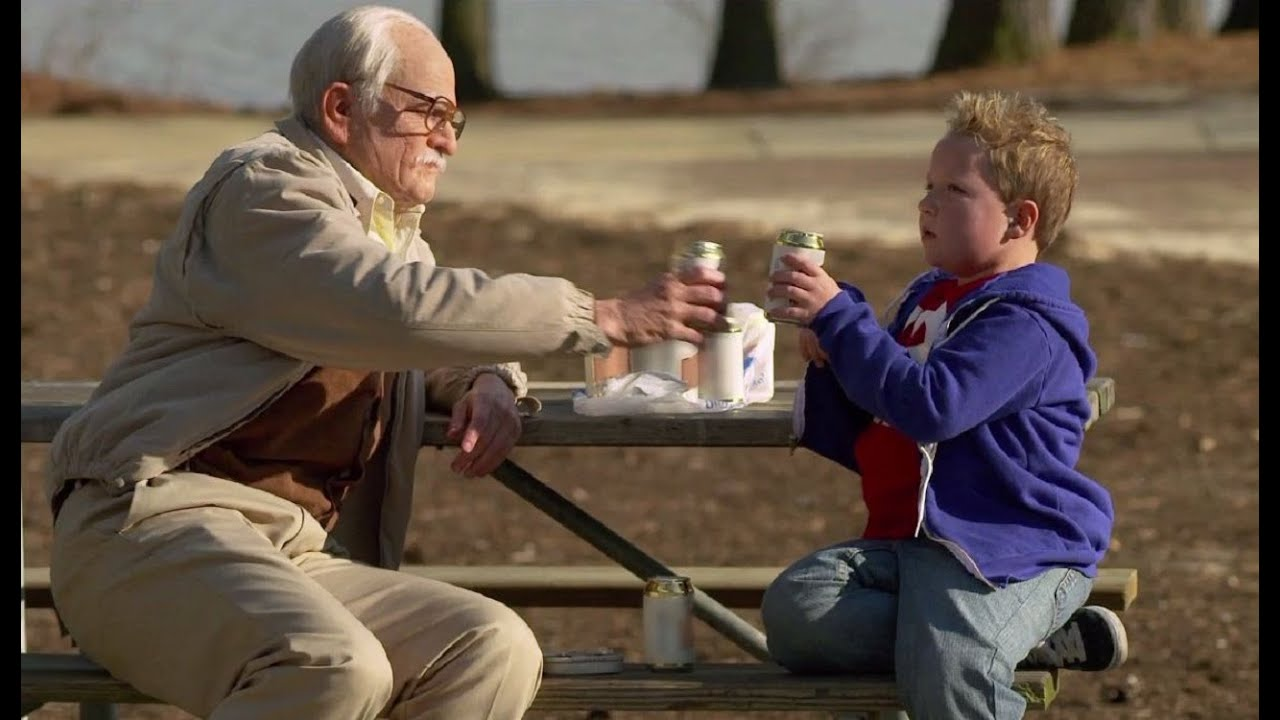 Jackass Bad Grandpa Stream