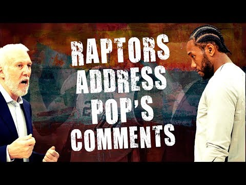 Raptors give their take on Kawhi's leadership