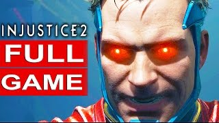 INJUSTICE 2 Gameplay Walkthrough Part 1 FULL STORY MODE [1080p HD PS4 PRO] - No Commentary