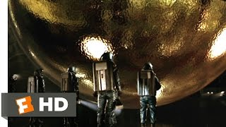Sphere (2/10) Movie CLIP - A Perfect Sphere (1998) HD