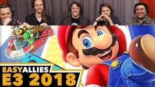 Nintendo Direct - Easy Allies Reactions - E3 2018