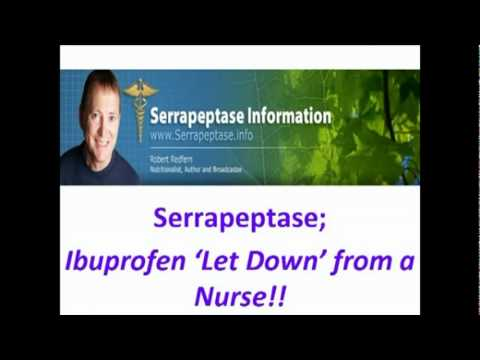 Serrapeptase For Colds Mucus Amp Lung Problems Doovi