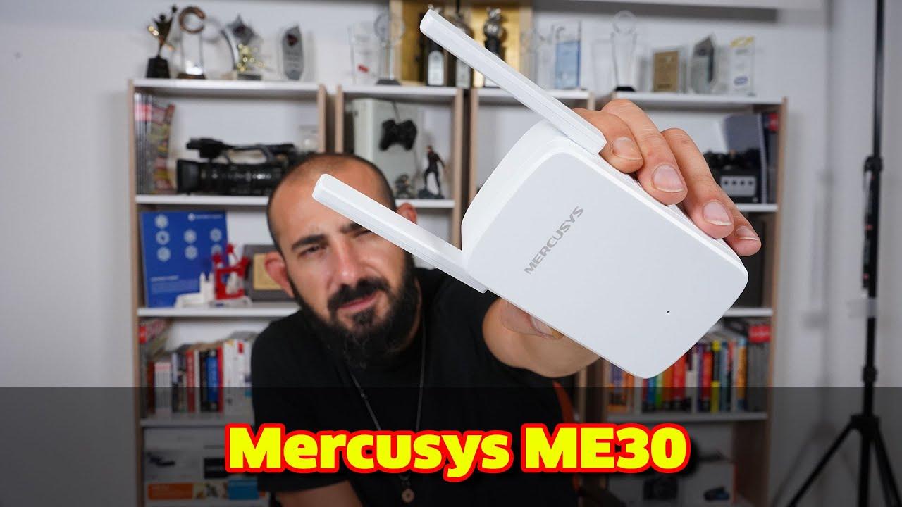 Mercusys ME30 İnceleme