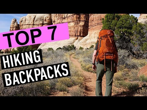 TOP 7: Best Hiking Backpack 2020