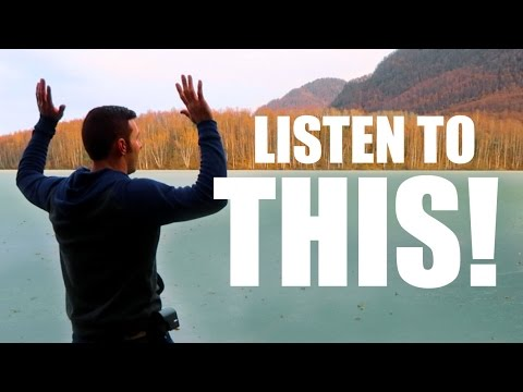 COOLEST SOUND EVER 3! - Singing Lake