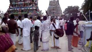 Thiruvarangulam, Pudukkottai.Kumbabishekam.