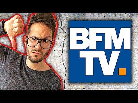 JEU VIDÉO: BFM TV, LE TEST DE LA HONTE !