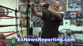 boxing good drills from your wrist muscles EsNews boxing