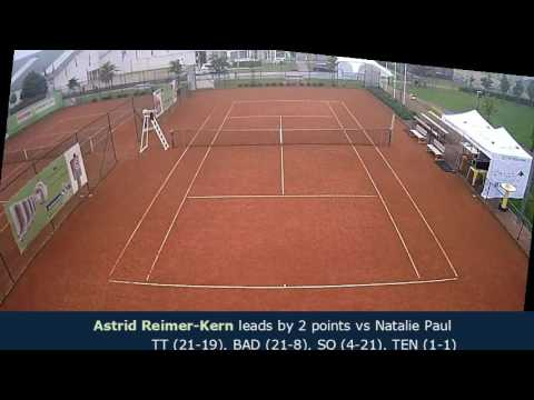 King of Rackets Live Stream - Tennis