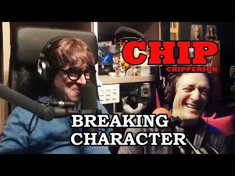 Chip Chipperson Breaking Character (Video) Part 10 - Anthony Cumia, Robert Kelly, Sam Roberts