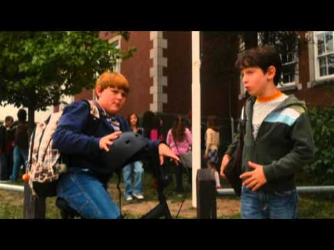 Diary Of A Wimpy Kid 2 Movie Clip The Cheese Touch 2010 Hd Youtube