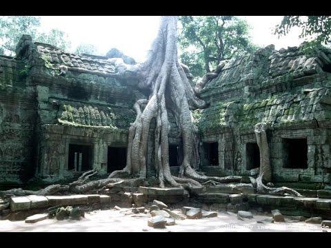 Dschungel Tempel - Abenteuer & Geheimnisvolle Orte in Indien Doku 2015 *HD*