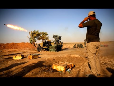 Uncut Chronicles: US-led coalition campaign against ISIS (AUG-SEPT 2014)