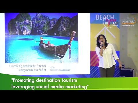 """Promoting destination tourism leveraging social media marketing"""