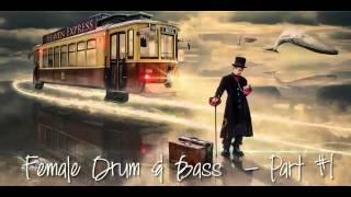 ■1 HOUR■   Female Drum & Bass  
