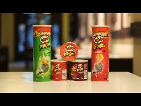 Pringles Commercial Ads 2016 (HD)