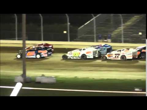 Sharon Speedway RUSH Sportsman Modified Feature May 30, 2015