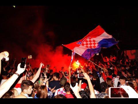 Kroatien besiegt Dänemark: So feiert Stuttgart