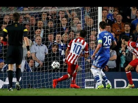 Download Chelsea vs Atletico Madrid 1-3 All Goals and Highlights 30-04 2014