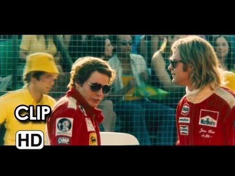 Rush Movie CLIP - Brazil Grand Prix (2013) - Chris Hemsworth Movie HD