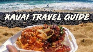 KAUAI TRAVEL GUIDE TΟP THINGS TO DO