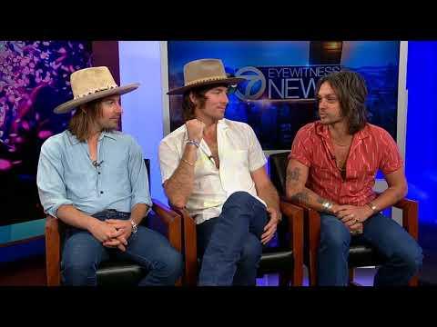 Midland stops by ABC7 studio