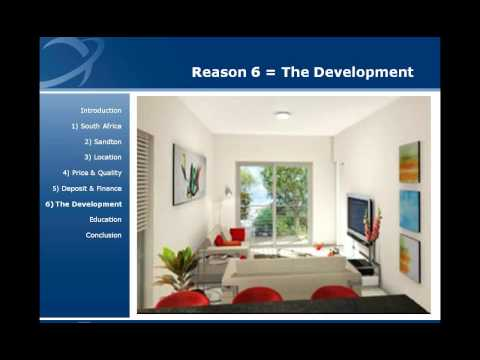 28th July 2009 | Understand the South African Property Market | Kelvin Manor | Sandton