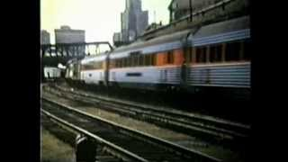 New Haven Railroad 16MM (Silent) Movies