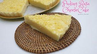 VIRAL PUDING CHEESECAKE ROTI TAWAR | Pudingnya Rasa Cheese Cake