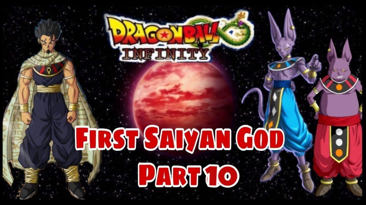 Download First Saiyan God & Beerus Home Planet | Dragon Ball Infinity Part 10 [HINDI]