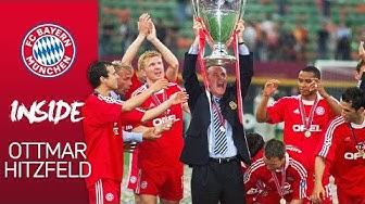 70 Jahre Ottmar Hitzfeld - Der FC Bayern wünscht alles Gute!!!