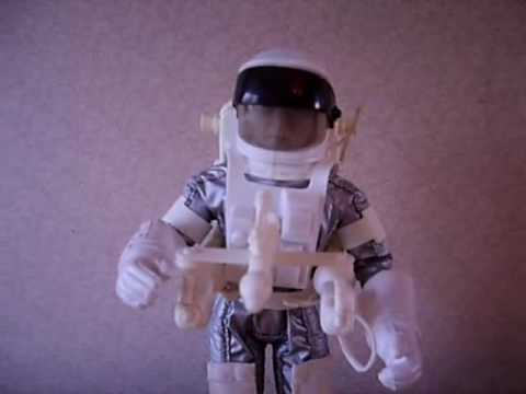 MEGO MOONRAKER ROGER MOORE DOLL 1979 VINTAGE JAMES BOND 007